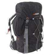 Mochila Cargueira Camping BackPacks 35l Everest Preto Nautika