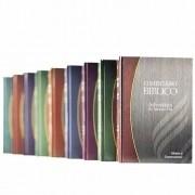 Comentário Bíblico Adventista Coleção Serie Logos 9 Volumes