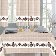 Toalha De Mesa Casa Alegre 2,20 X 1,45 Mafalda