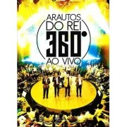 DVD + CD Arautos Do Rei 360 Ao Vivo