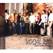 CD Duplo Quero Andar Contigo Vocal Rio com Playback