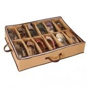 Sapateira Flexivel 12 Pares Organizadora De Sapatos