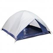Barraca Iglu Camping com Sobre teto Completo Dome 5 Pessoas