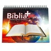 Bíblia Mais CPB Estudo Bíblico Ilustrada