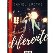 Box DVD e CD Daniel Ludtke Ao Vivo - Diferente