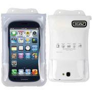 Capa a Prova D'água para Smartphone Branco WP-C25i DiCaPac