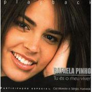 Cd Playback Tu És O Meu Viver - Rafaela Pinho