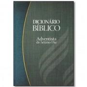Comentário Bíblico Adventista - Dicionário Vol. 8 CPB