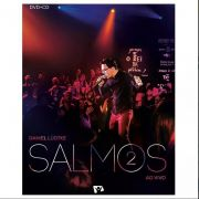 Dvd + Cd Salmos 2 Ao Vivo - Daniel Lüdtke Novo Tempo