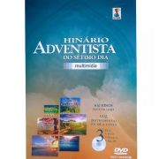 Dvd Hinário Adventista Do Sétimo Dia Multimídia