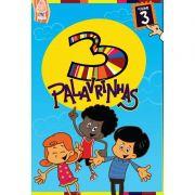 DVD Infantil 3 Palavrinhas Volume 3