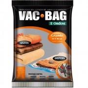 Embalagem Vac Bag  55 x 90 Saco para Armazenagem Impermeavel Grande