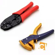 Kit 4 Alicate Crimpar Decapar Cortar Pré-Isolado 0,5 a 6 mm 3 HY150B 1 HY301