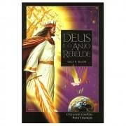 Livro Deus e o Anjo Rebelde O Grande Conflito para Crianças CPB