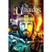 Livro Os Ungidos Profetas e Reis Série Conflito Volume 2