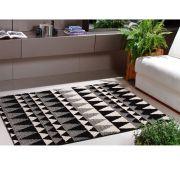 Tapete para Sala 100 x 150 cm Art Black e White Desenho 06 Oasis