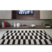 Tapete para Sala 200 x 250 cm Art Black e White Desenho 05 Oasis