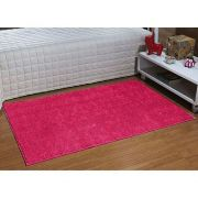 Tapete Passadeira 50 x 100 cm Classic Rosa Pink Oasis
