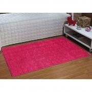 Tapete Passadeira 50 x 100 cm Classic Rosa Pink Oasis
