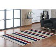 Tapete Sala 150 x 200 Classic Design Listrado Collor