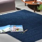 Tapete Sala 150 x 200 cm Azul Oasis Cosmic