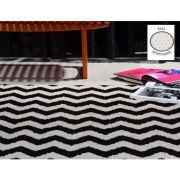 Tapete para Sala 100 x 150 cm Art Black e White Desenho 07 Oasis