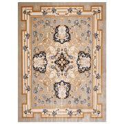 Tapete Para Sala Veludo Marbella Clássico 102-2 Rayza 100 x 150 cm