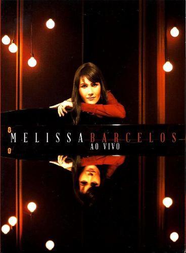 Dvd e Cd Melissa Barcelos Ao Vivo Gravadora Novo Tempo