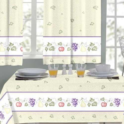 Toalha De Mesa Casa Alegre 1,40 X 1,45 Helga