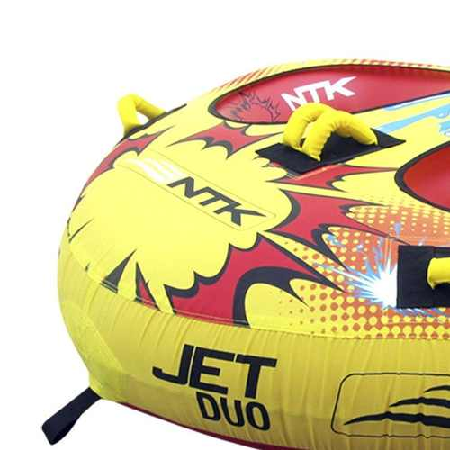Boia Rebocável Inflável Jet Duo Náutika Esporte