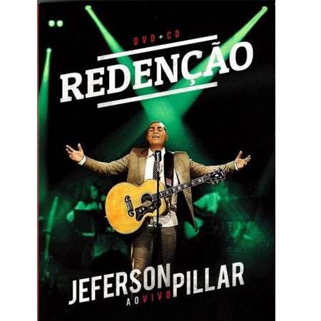 DVD + CD Redenção - Jeferson Pillar Ao Vivo