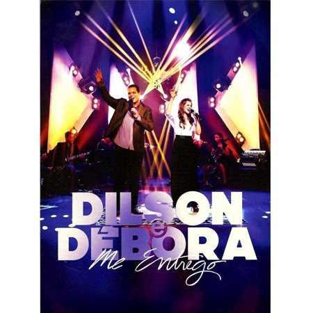 Dvd + Cd Me Entrego - Dilson E Débora Ao Vivo