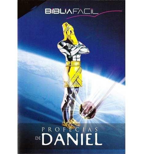 Box Daniel Bíblia Fácil 5 DVDs Pr Arilton Oliveira