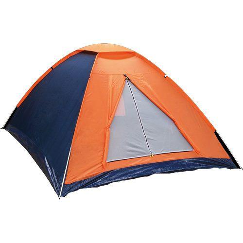Barraca Iglu Camping Impermeabilizada Panda 6 Pessoas Nautika