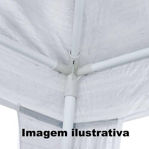 Kit De Conexões Para Gazebo 9 Peças Nautika