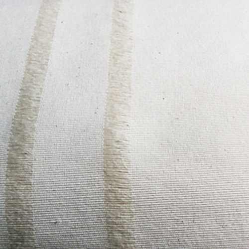 Cortina Sala 220 x 180  cm Algodão Cru Ilhoses