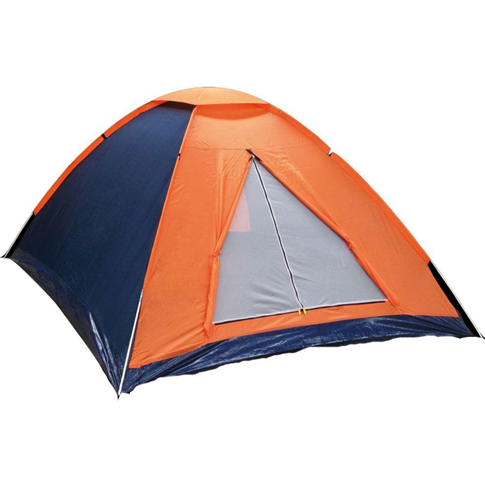 Barraca Iglu Camping Impermeabilizada Panda 4 Pessoas Nautika