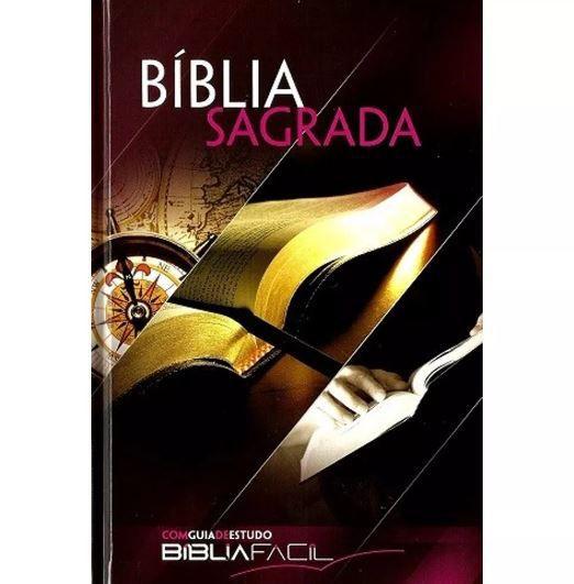 Biblia Sagrada Com Guia De Estudo - Biblia Fácil