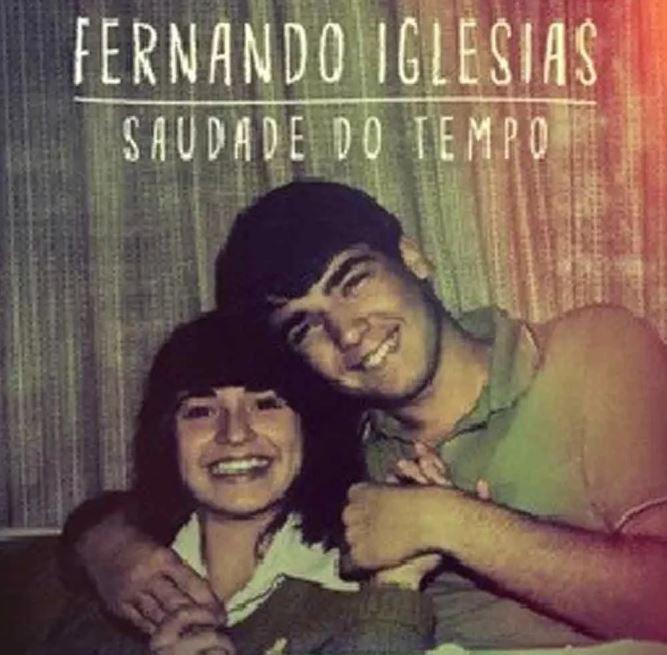 Cd Duplo Fernando Iglesias - Saudade Do Tempo