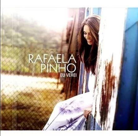 Cd Duplo Rafaela Pinho - Eu Verei