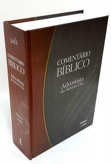 Comentário Bíblico Adventista Vol. 5 - Mateus A João - Cpb