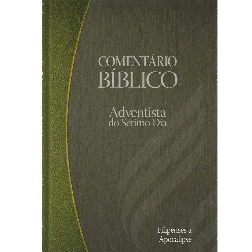 Comentário Bíblico Adventista Vol. 7 Filipenses á Apocalipse