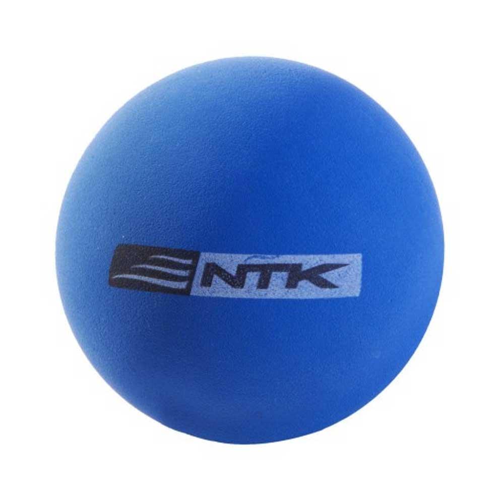 Conjunto de 3 Bolas para Frescobol de Borracha Azul Nautika