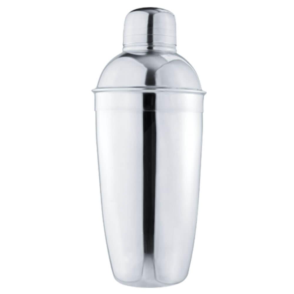 Coqueteleira Bebidas Drinks 500 ml Inox - Attuale