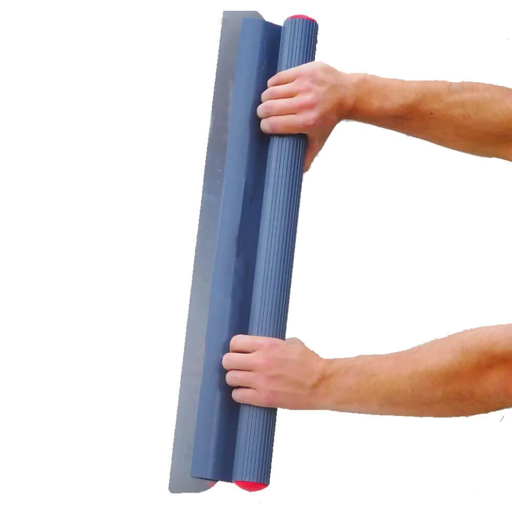 Desempenadeira de Aço Berox 60 cm Atlas
