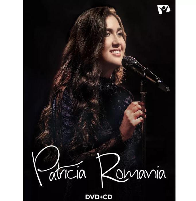 Dvd+cd Patricia Romania Ao Vivo - Novo Tempo