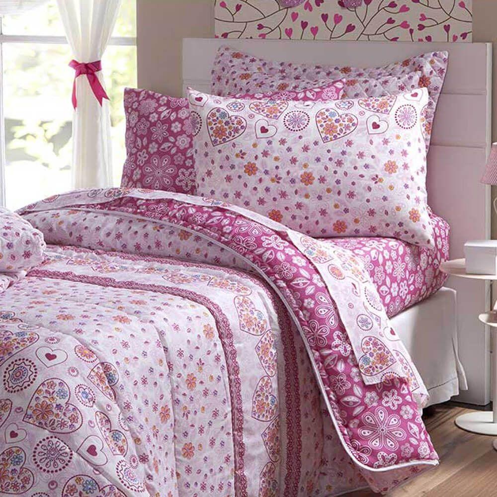 be05beb8f produto jogo de cama solteiro infantil 3 pecas happy day laurine 448895