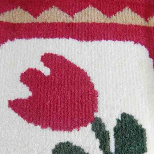 Kit 2 Tapete Cozinha Madrid Pinguim Tulipa 2 Banheiro Relevo