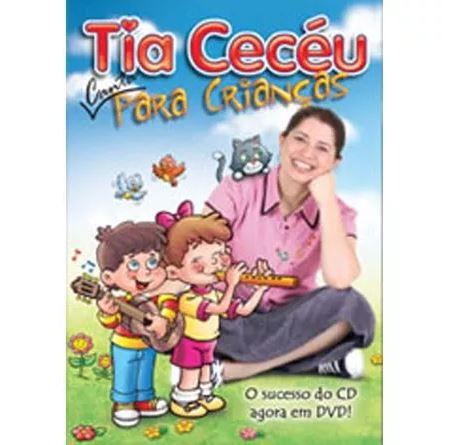 Kit 3 Dvd´s Tia Ceceu Volume 1, 3 e Volume 4