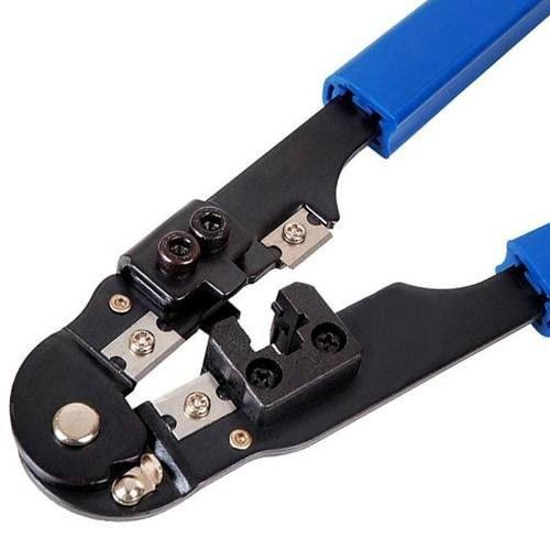 Kit Alicate Crimpar Decapar Rg6 Rg59 Testador 20RJ45 12RG6 12RG59